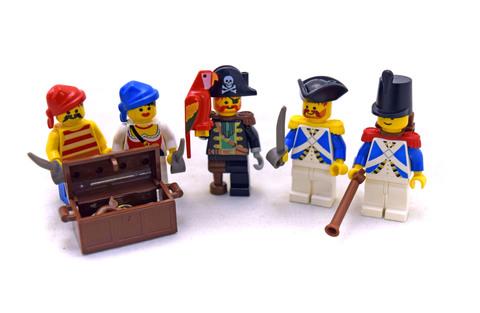 Pirate Mini Figures - LEGO set #6251-1