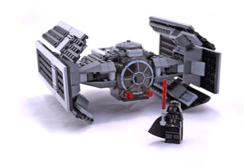 Darth Vader's TIE Fighter - LEGO #8017