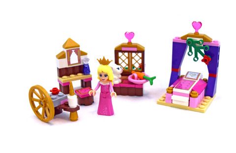 Sleeping Beauty's Royal Bedroom - LEGO set #41060-1