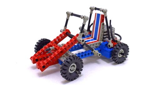 Dune Buggy - LEGO set #8841-1