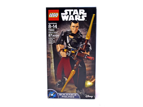 Chirrut Îmwe - LEGO set #75524-1 (NISB)
