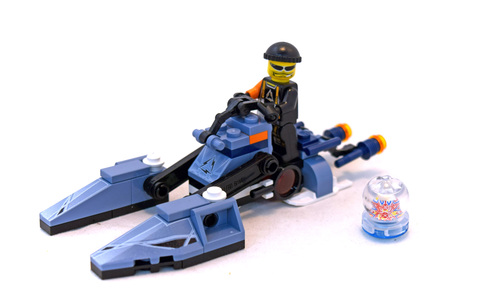 Chill Speeder - LEGO set #4742-1