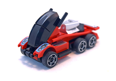 F6 Truck - LEGO set #8656-1