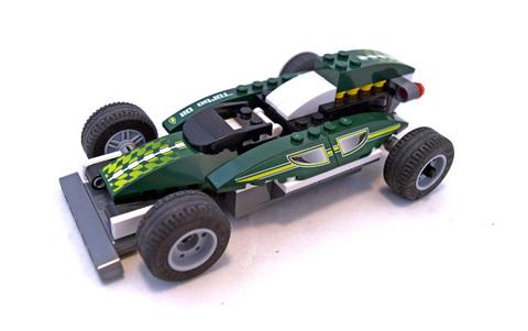 Phantom Crasher - LEGO set #8138-1