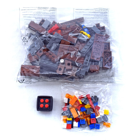 Lava Dragon  - LEGO set #3838-1