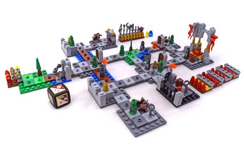 Castle Fortaan - LEGO set #3860-1
