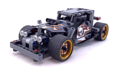 Getaway Racer - LEGO set #42046-1