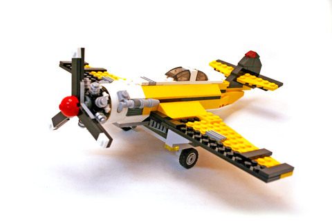 Propeller Power - LEGO set #6745-1