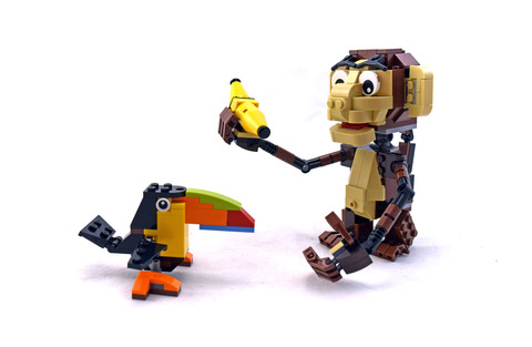 Forest Animals - LEGO set #31019-1