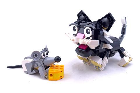 Furry Creatures - LEGO set #31021-1