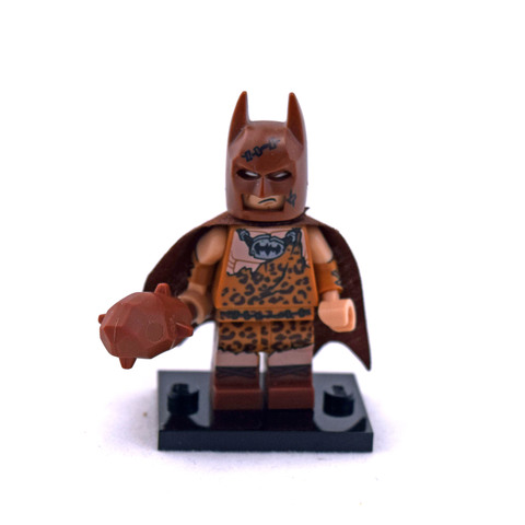 Clan of the Cave Batman - LEGO set #71017-4