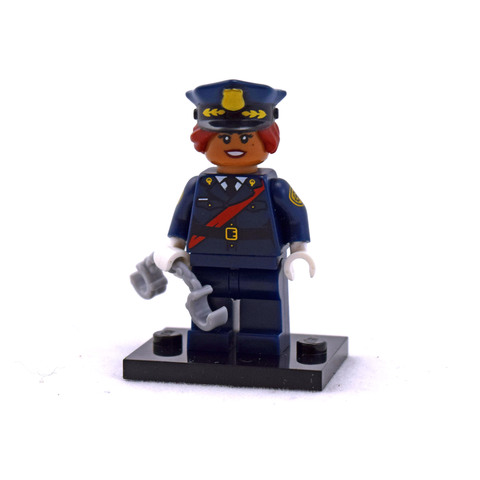 Barbara Gordon - LEGO set #71017-6