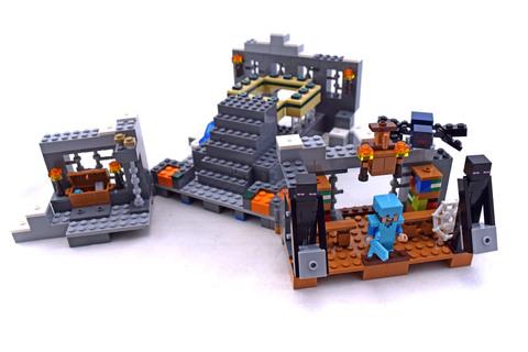The End Portal - LEGO set #21124-1