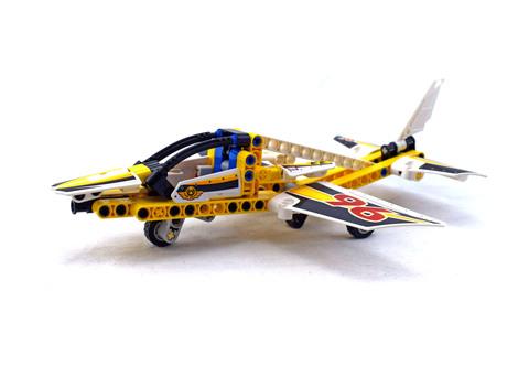 Display Team Jet - LEGO set #42044-1