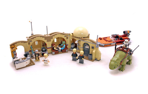 Mos Eisley Cantina - LEGO set #75052-1