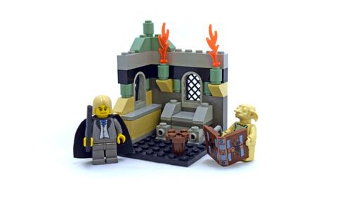 Dobby's Release - LEGO set #4731-1