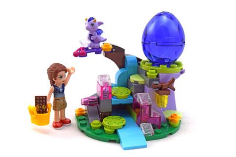 Emily Jones & the Baby Wind Dragon - LEGO set #41171-1
