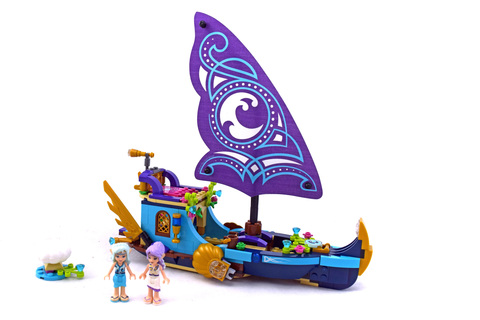 Naida's Epic Adventure Ship - LEGO set #41073-1