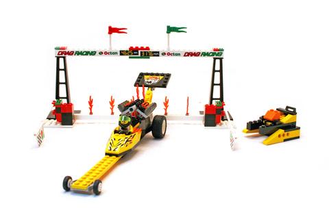 Rocket Dragster - LEGO set #6616-1