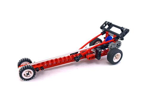 Blast-Off Dragster - LEGO set #2129-1