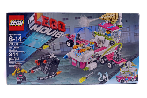Ice Cream Machine - LEGO set #70804-1 (NISB)
