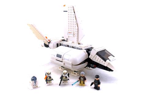 Imperial Landing Craft - LEGO set #75221-1