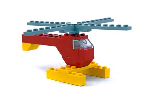 Wind Whirler - LEGO set #1644-1