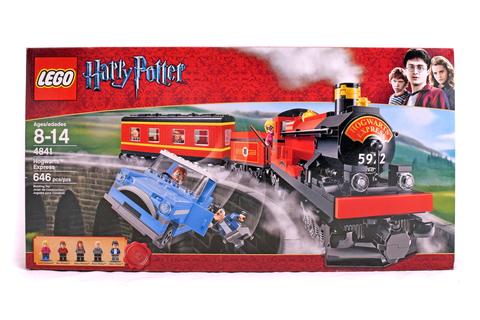 Hogwarts Express (3rd edition) - LEGO set #4841-1 (NISB)