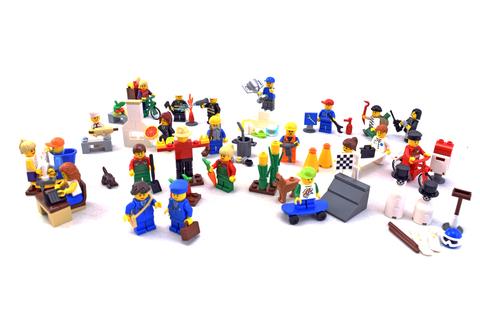 Community Minifigure Set - LEGO set #9348-1