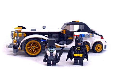The Penguin Arctic Roller - LEGO set #70911-1