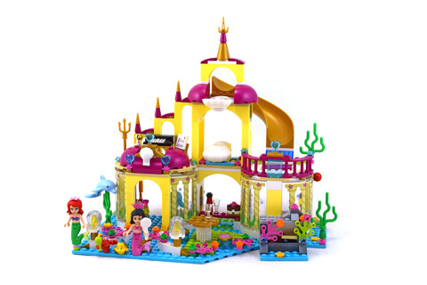 Ariel's Undersea Palace - LEGO set #41063-1