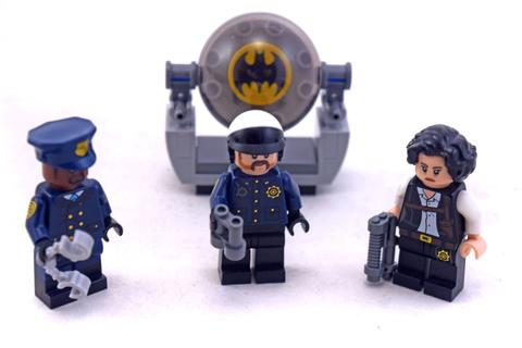 Gotham City Police Department Pack blister pack - LEGO set #853651-1