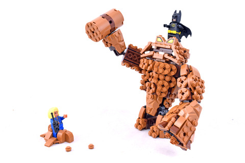 Clayface Splat Attack - LEGO set #70904-1