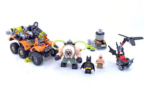 Bane Toxic Truck Attack - LEGO set #70914-1