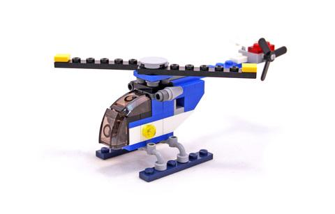 Mini Helicopter - LEGO set #5864-1