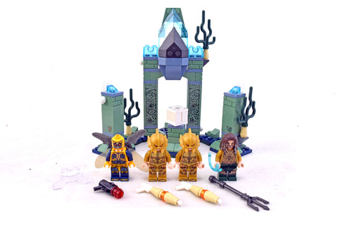 Battle of Atlantis - LEGO set #76085-1
