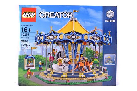 Carousel - LEGO set #10257-1 (NISB)