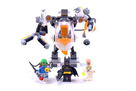 Egghead Mech Food Fight - LEGO set #70920-1