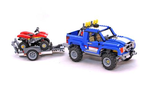 Offroad Power - LEGO set #5893-1