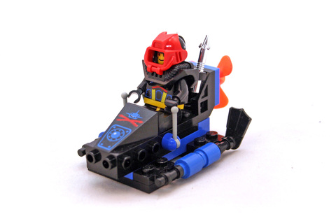 Shark Scout - LEGO set #6115-1