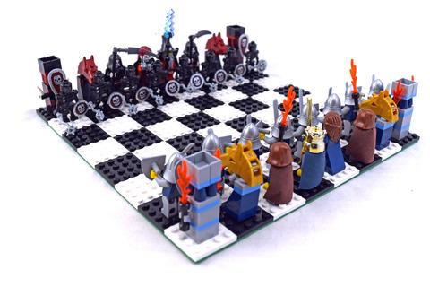 Fantasy Era Castle Chess Set - LEGO set #852001-1