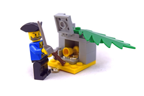 Tidy Treasure polybag - LEGO set #1802-1