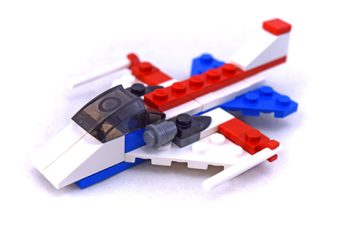Jet Plane polybag - LEGO set #7873-1