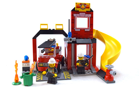 Fire Emergency - LEGO set #10671-1