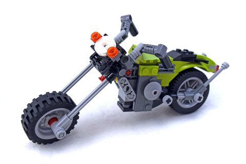 Highway Cruiser - LEGO set #31018-1