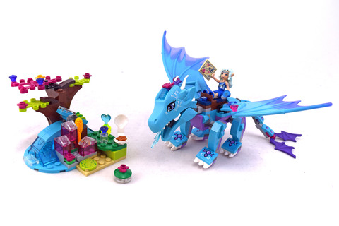 The Water Dragon Adventure - LEGO set #41172-1