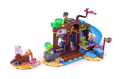 The Precious Crystal Mine - LEGO set #41177-1