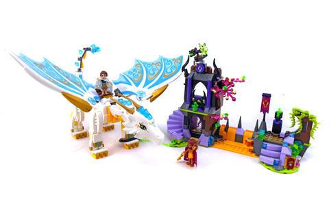 Queen Dragon's Rescue - LEGO set #41179-1