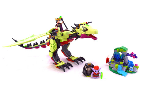 The Goblin King's Evil Dragon - LEGO set #41183-1