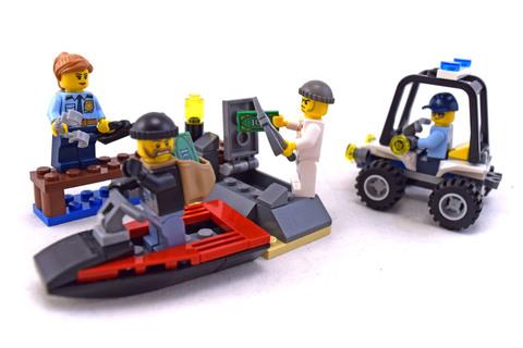 Prison Island Starter Set - LEGO set #60127-1